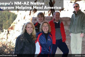 Sipapu's NM-AZ Native Program Helping Heal America
