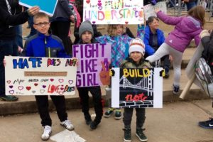 The Many Adorable Kids Marching Worldwide